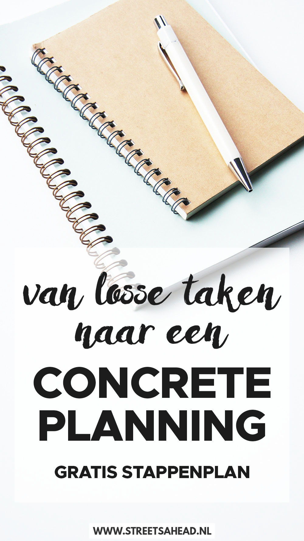 Download nu: stappenplan van losse taken naar concrete planning