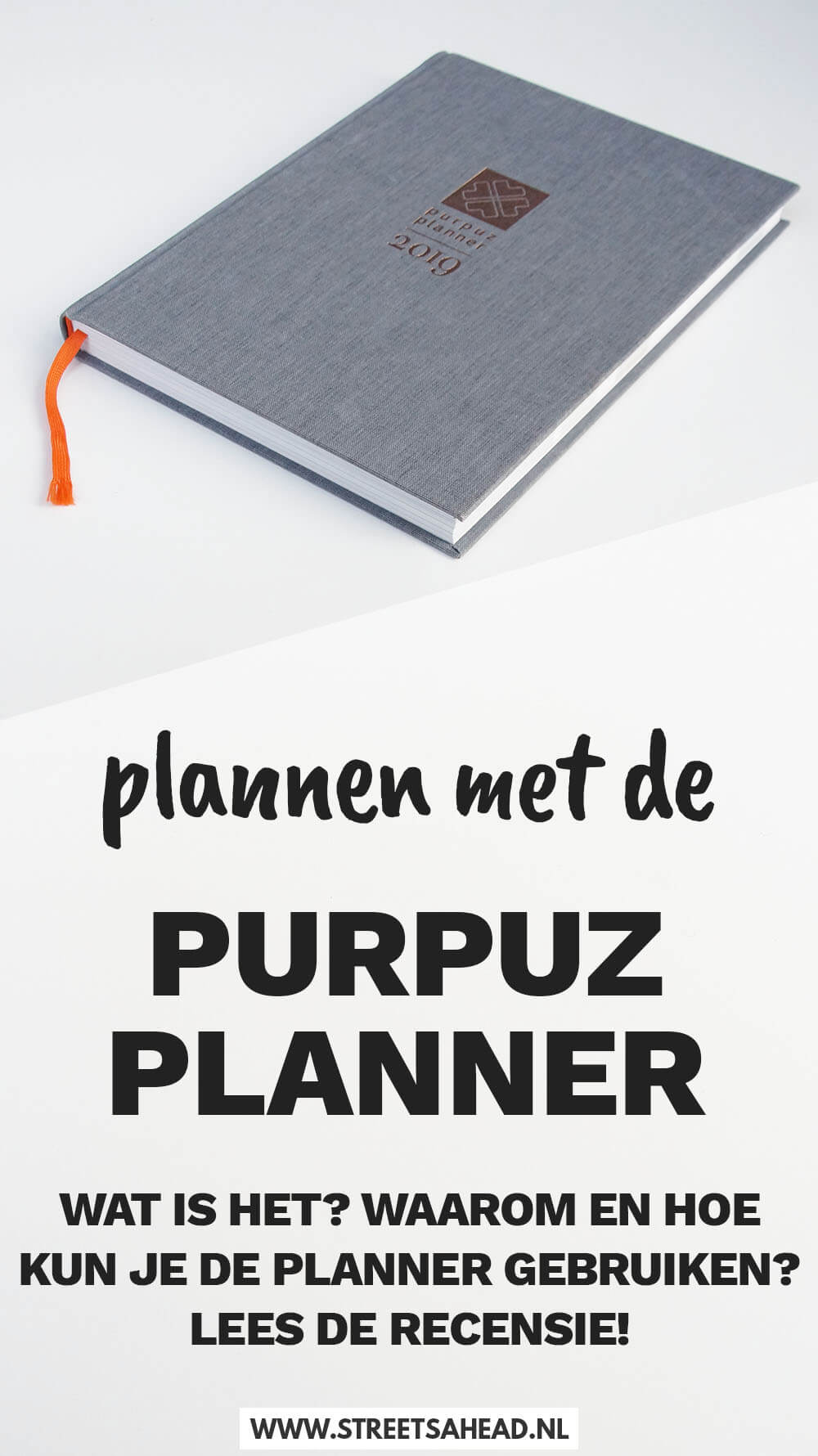 Purpuz Planner review: doelen behalen dankzij je planning