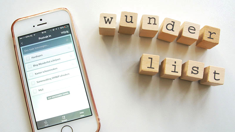 Wunderlist tips & tricks
